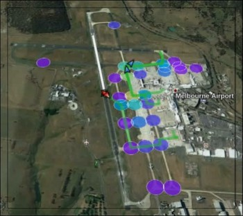 Advanced Simulation Platform for Airport Ground Movement
