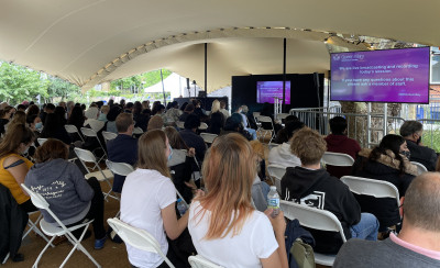 First Open Day on campus in 18 months - a big …