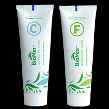 Biomin toothpaste developed by Robert Hill and staff at Queen Mary University of London
