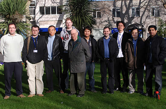 Rubber Research Group Photo 2008