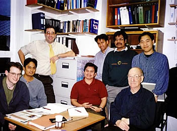 Rubber Research Group 1997